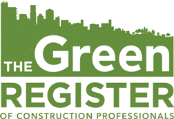 TGR The Green Register Logo