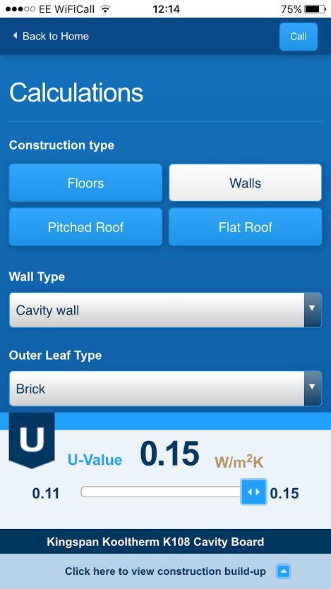 U-value App