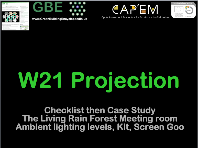 GBECPD W21ProjectionS1