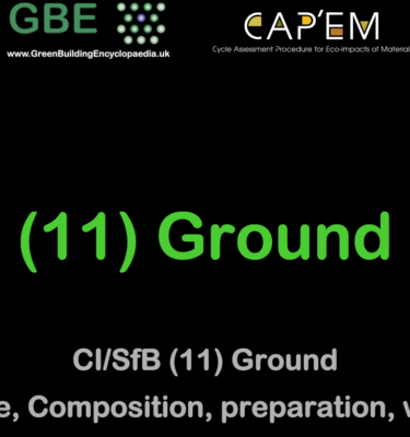 GBE Lecture (11) Ground S1