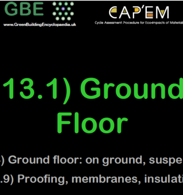 GBE Lecture (13.1) Ground Floor S1