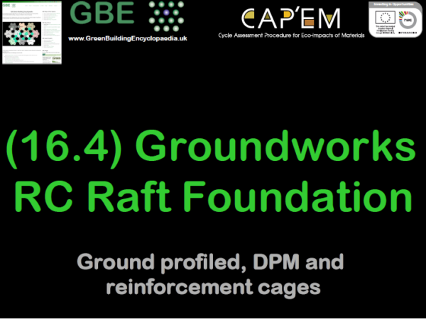 GBE Lecture (16.4) Groundworks RC Raft Found S1