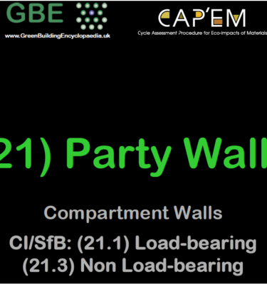 GBE Lecture (21) Party Walls S1