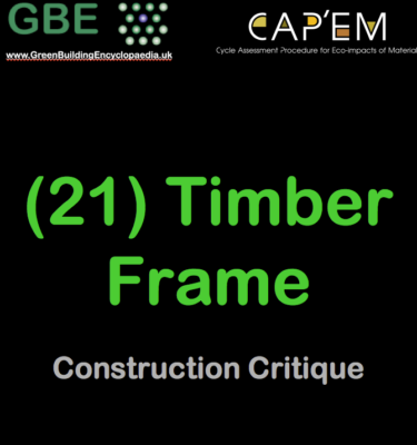GBE Lecture (21) Timber Frame Crit S1