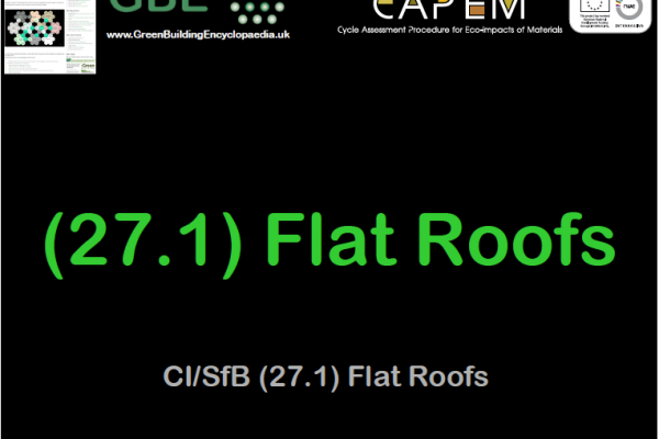 GBE Lecture(27.1)FlatRoofs S1