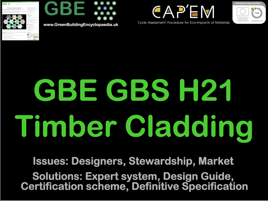 GBE CPD H21TimberCladding S1