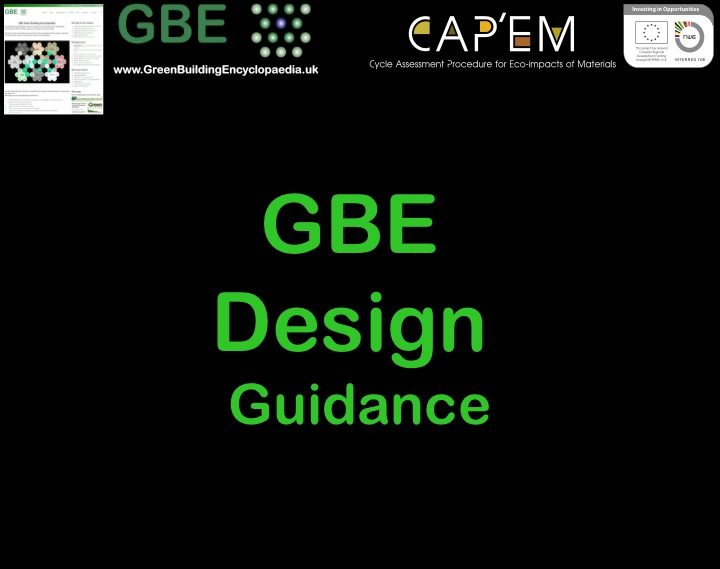 GBE Design Guidance