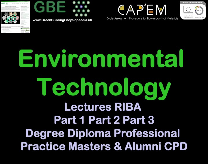 GBE Lectures EnvironmentalTechnology3