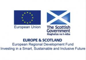 EU ERDF scotland logo