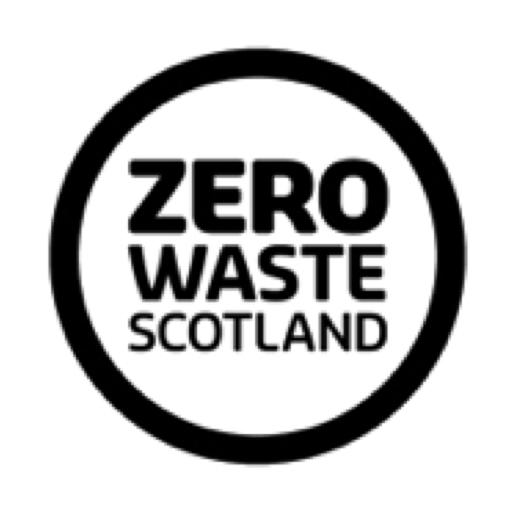 ZWS zero waste scotland logo
