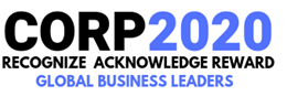 CORP2020 Award Logo Global Business Leader