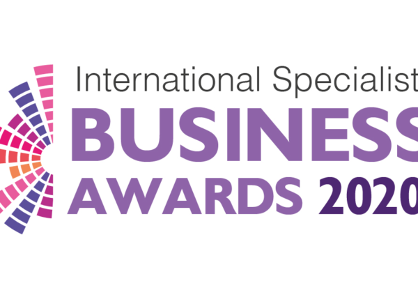 International Specialist Business Awards 2020 Logo PNG