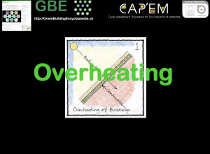 GBE CPD Overheating S1