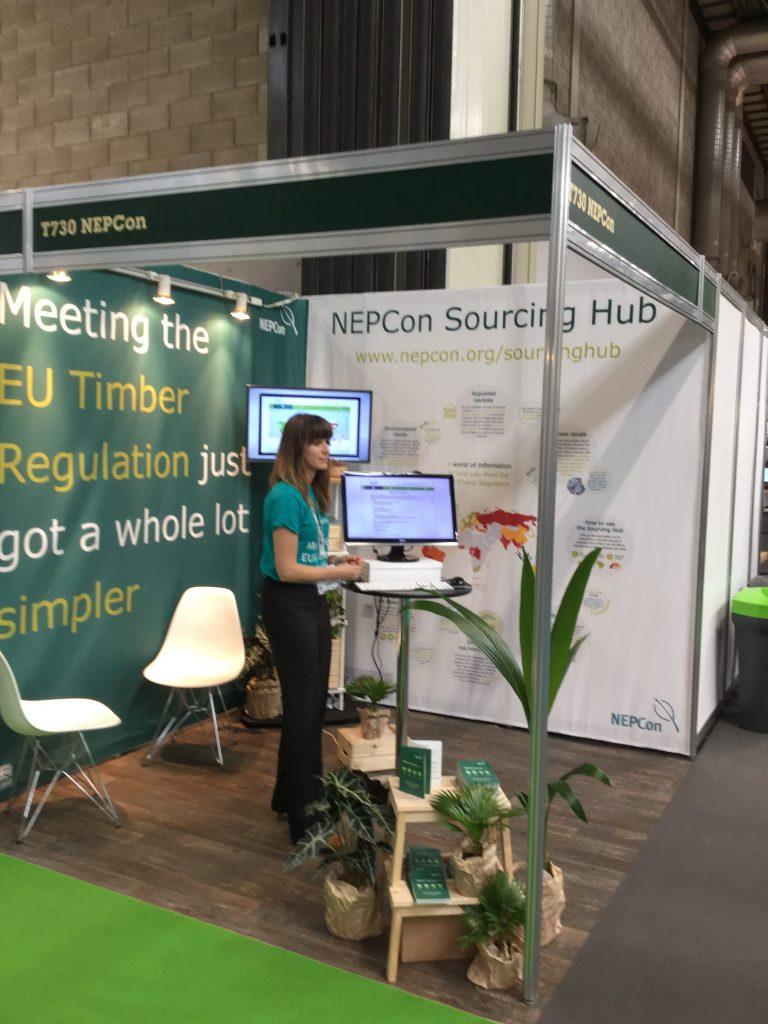 NEPCon Sourcing Hub EUTR Online Construction Solution G#16016