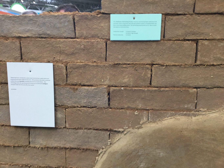H G Mathews Strocks Unfired clay bricks