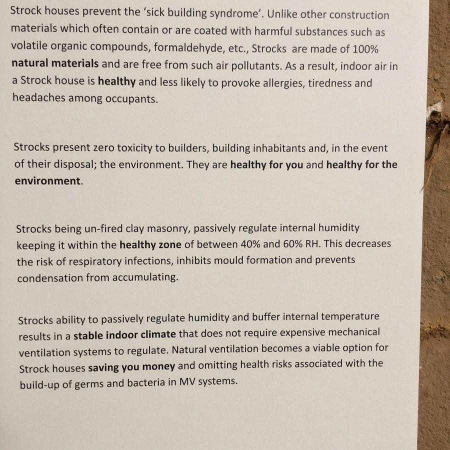 Healthy Strocks