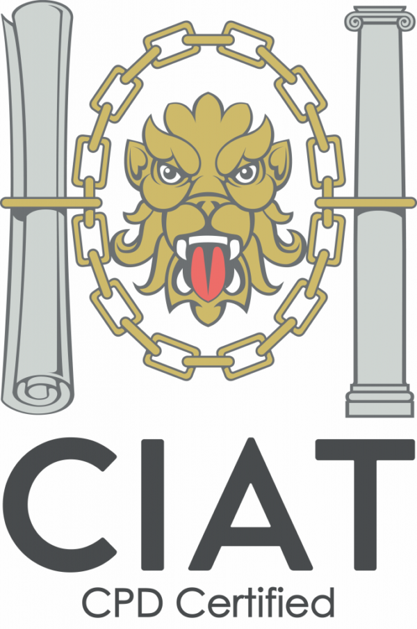 CIAT CPD Certified Logo