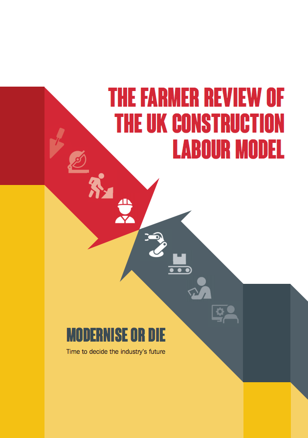 Farmer Review 2016 Modernise Or Die Cover