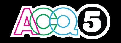 ACQ5 Award Logo