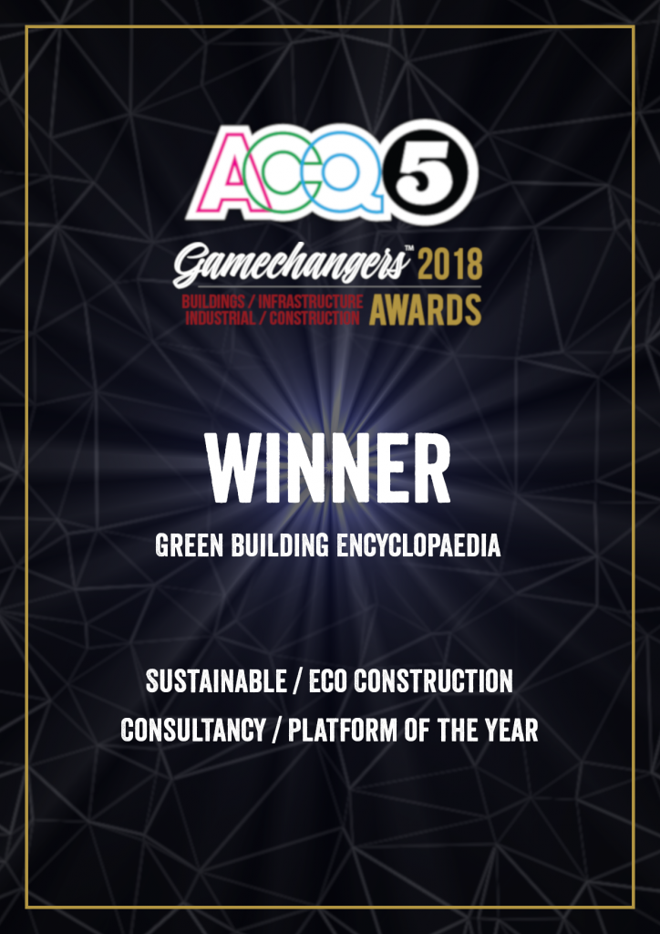 ACQ5 Gamechanger Award 2018 draft