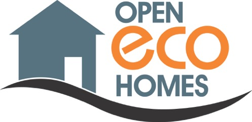 Open Eco Homes 18 logo
