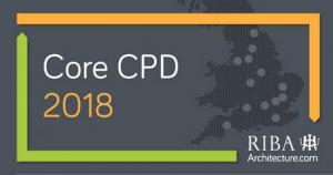 RIBA Core CPD 2018