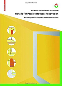 IBO Refurbishment passivhaus Book Cover PNG