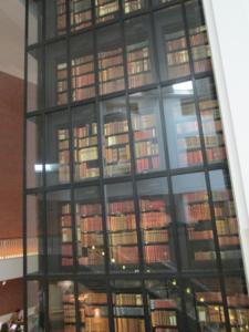 British Library Kings Library Enclosure Tall IMG_1477