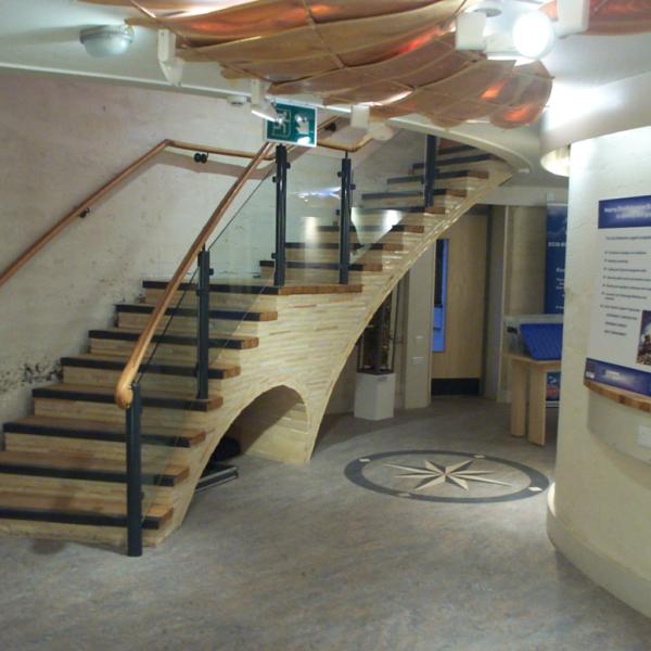 Pines Calyx Brick Stair DCP_1619