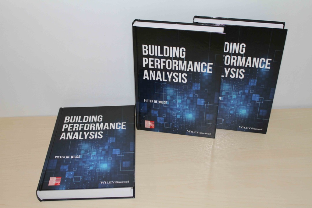 Building Performance Analysis Books Covers