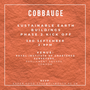 CobBauge Phase2 Start Event Invitation