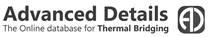 Advanced Details Thermal Bridge Calculator Logo