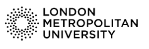 London Metropolitan Uni Logo