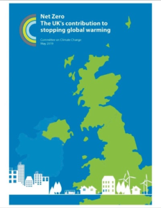 Net Zero Carbon UK Advisory Report Cover