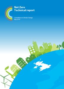 Net Zero Carbon UK Technical Advisory Report Cover