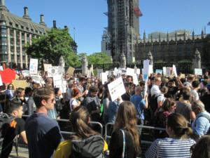 Global Climate Strike London 200919