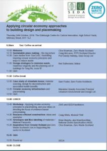ZWS SEDA Circular Economy Programme