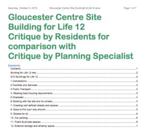 Gloucester Centre Site BuildingForLife12 A02BRM051019 PNG