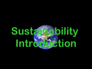 GBE Lecture 1 Sustainability Introduction UH MA 2019 S1 PNG Show Cover