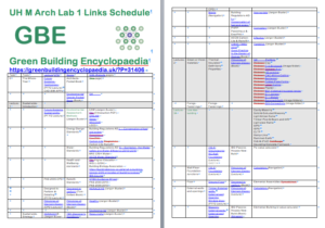 UH MArch Lab1 GBE Links Schedule 151119 2P