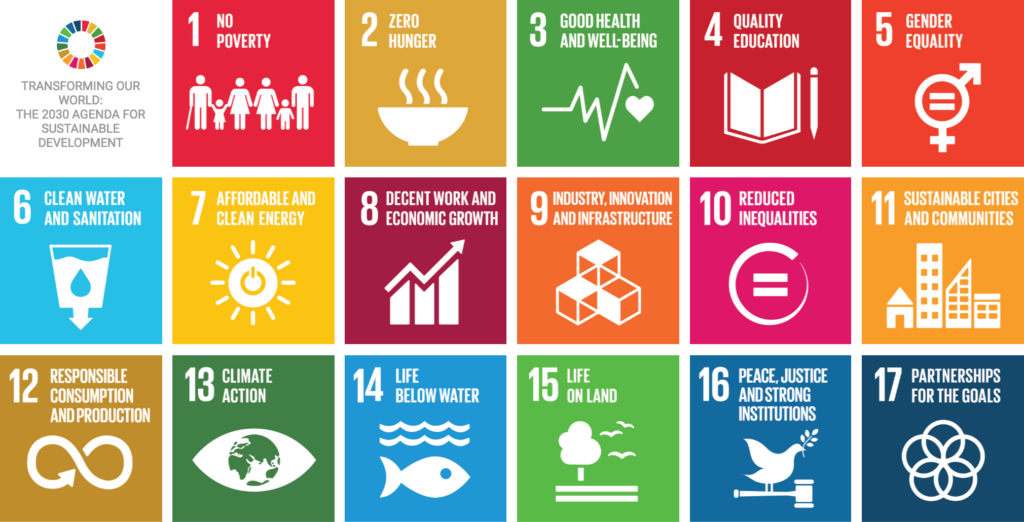 UN SDGs Sustainable Development Goals