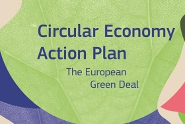EC Circular Economy Action Plan The European Green Deal