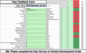 GBE Green Building Calculator User Feedback Form A14 BRM 110620 PNG