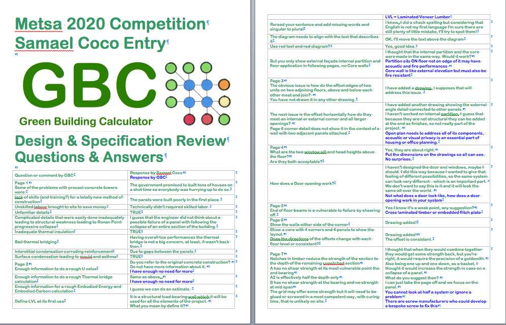 GBC Green Building Calculator DesignSpecReview 041120 2P PNG