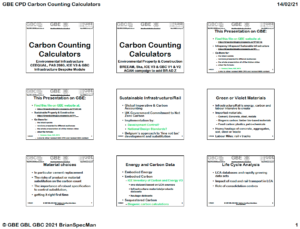GBE CPD Carbon Counting Calculators A00 BRM 140221 9H1 PNG