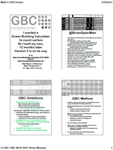 GBC CPD MaD Poster 4H1