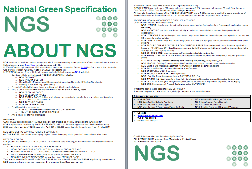 NGS About cover png