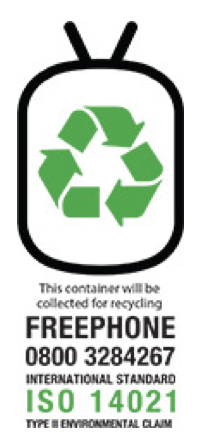 Gemini Recycled Packaging Logo png ISO 14021