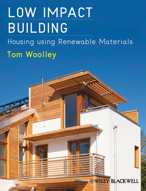 Low Impact building Book cover