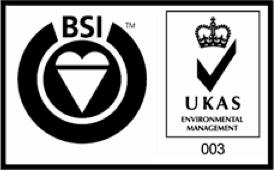 BSI ISO 14000 Logo png